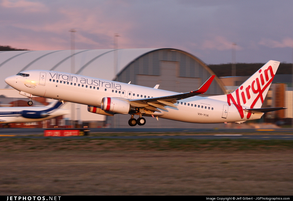 virgin australia airline management report