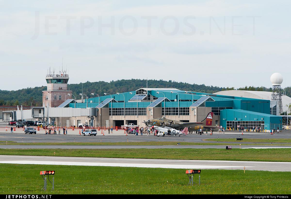 KORH - Airport - Ramp