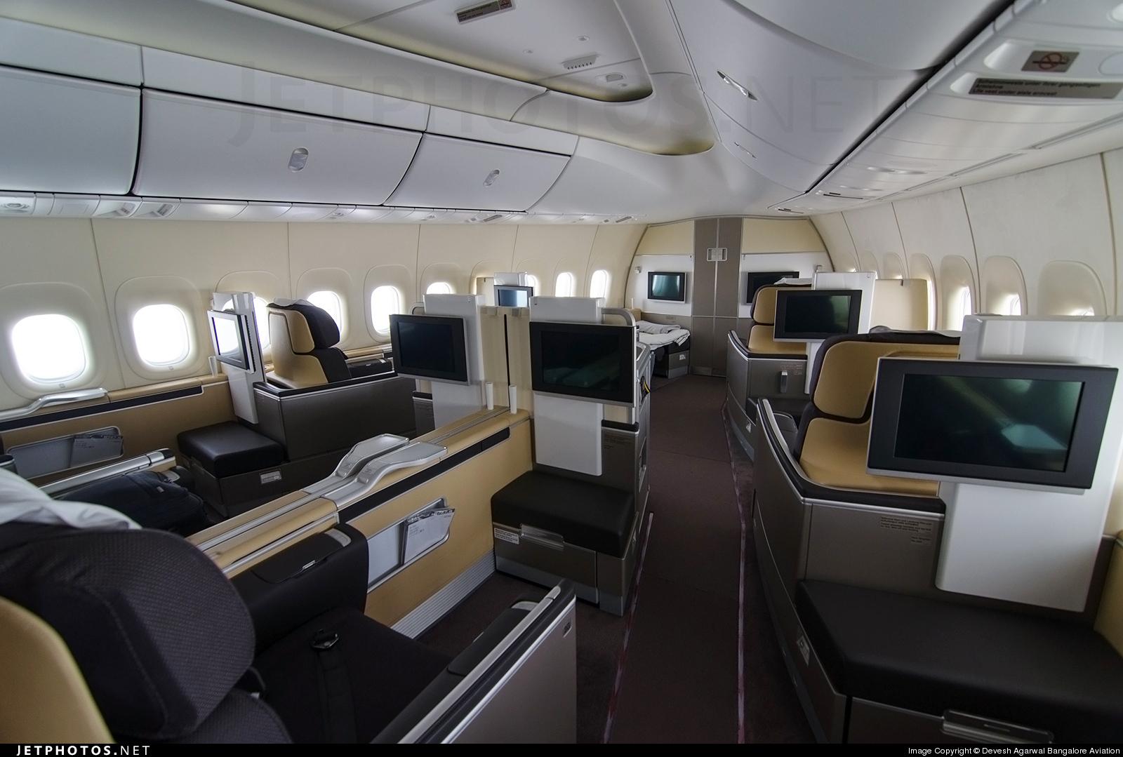 D-ABYH   Boeing 747-830   Lufthansa   Devesh Agarwal Bangalore ...