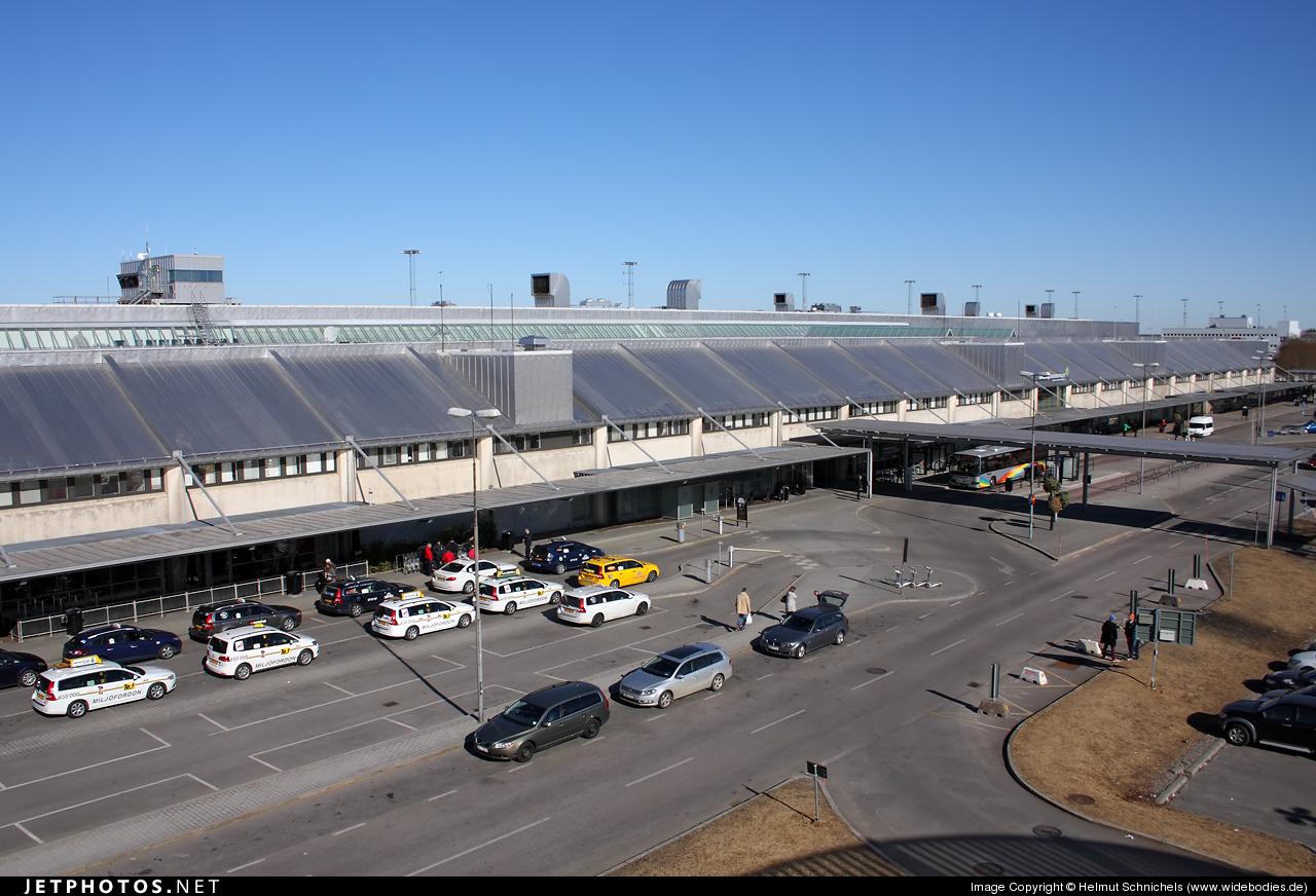 ESGG - Airport - Terminal