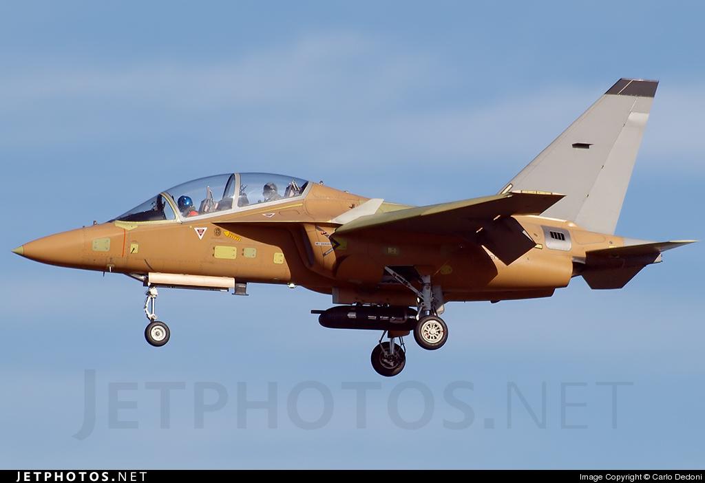 CSX55152 - Alenia Aermacchi M-346 Master - Italy - Air Force