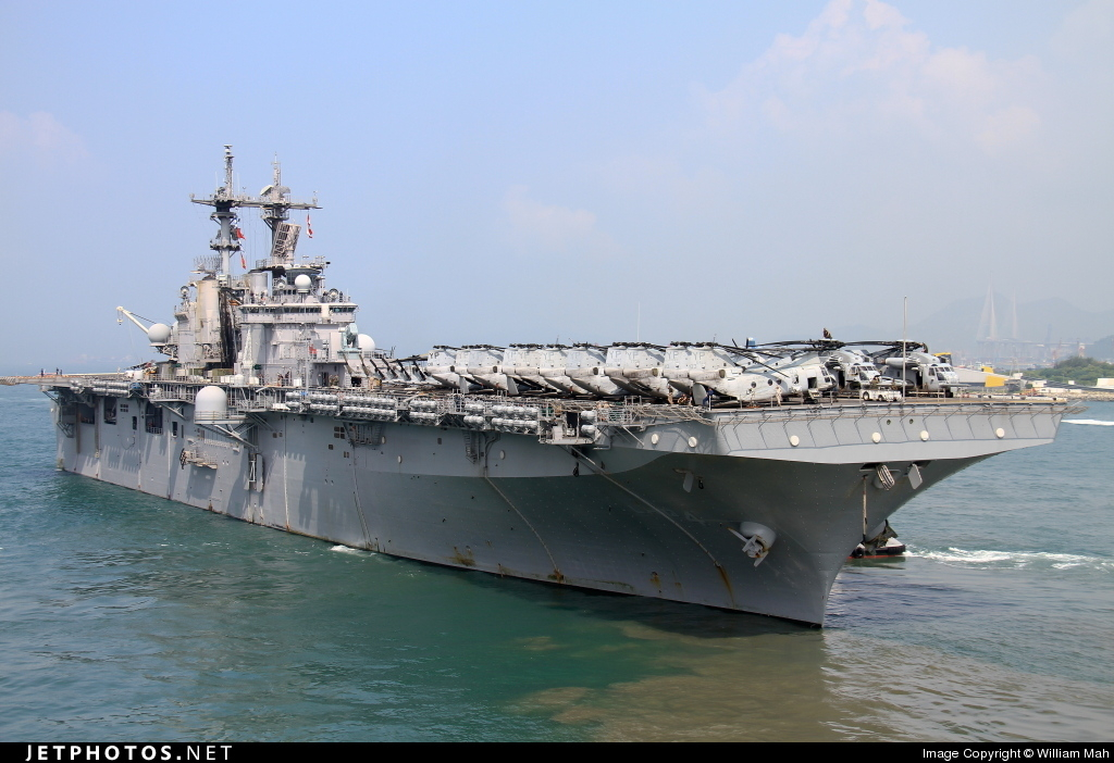 LDH-4 - Aircraft Carrier - Airport Overview