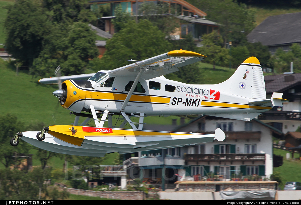 SP-MKI - De Havilland Canada DHC-2 Mk.I Beaver - Private