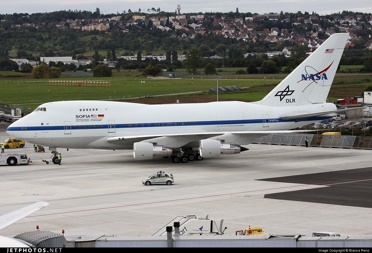 N747NA - Boeing 747SP-21 - United States - National Aeronautics and Space Administration (NASA)