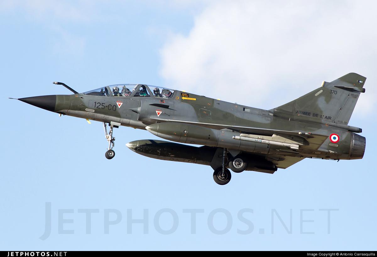 370 - Dassault Mirage 2000N - France - Air Force