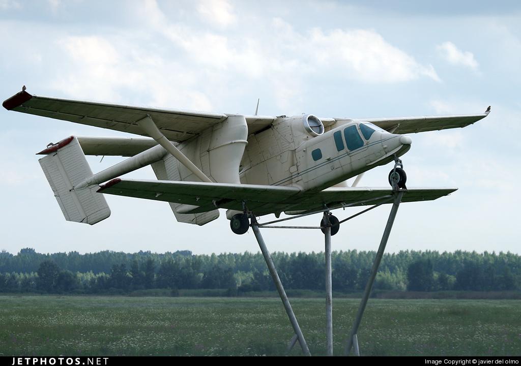 CCCP-15187 | PZL-Mielec M-15 Belphegor | Private | javier