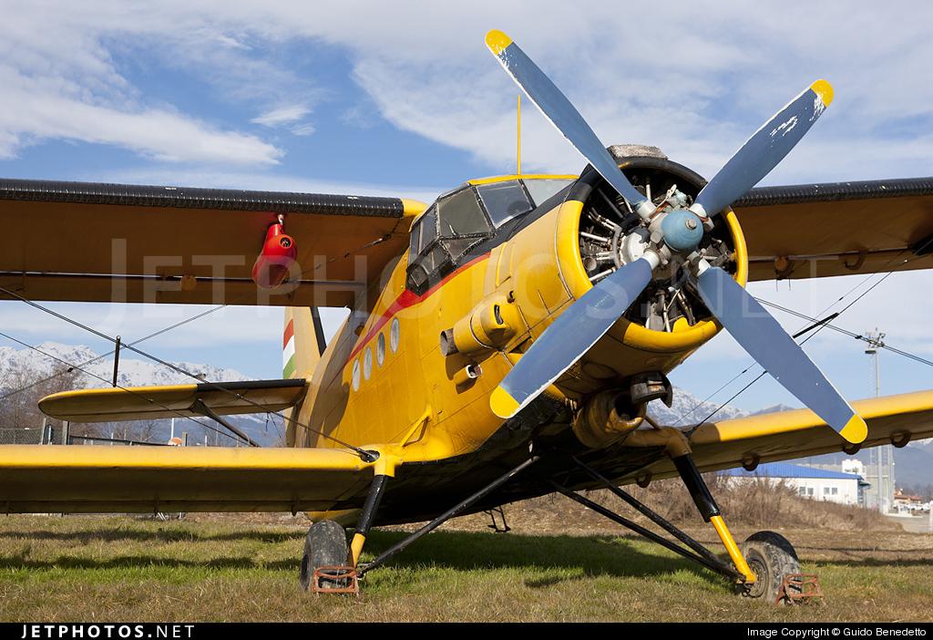 HA-MDV - PZL-Mielec An-2R - Air Patrol