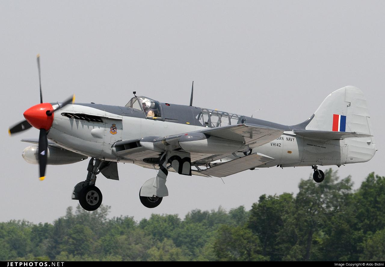 C-GBDG | Fairey Firefly ASR 5 | Canadian Warplane Heritage
