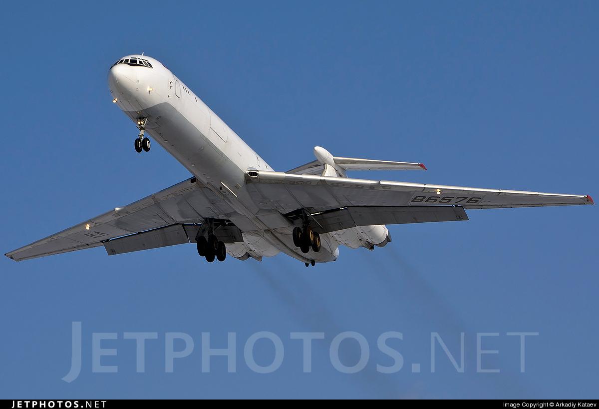 RA-86576 - Ilyushin IL-62MGr - KAPO Aviakompania