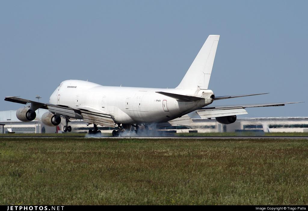 TF-ATX - Boeing 747-236B(SF) - Air Atlanta Icelandic