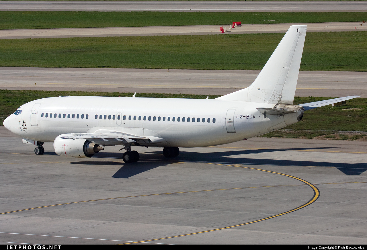 LZ-BOV - Boeing 737-330 - Bulgaria Air