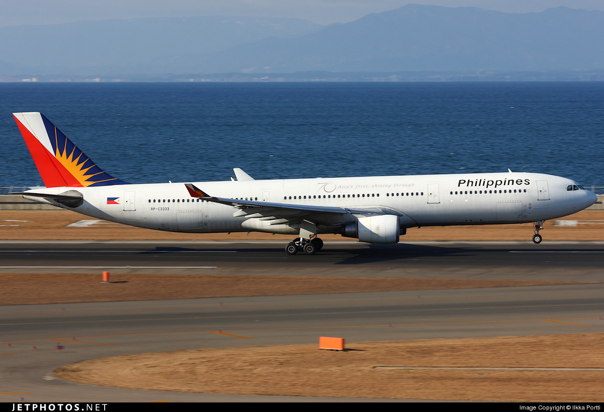 RP-C3333 - Airbus A330-301 - Philippine Airlines