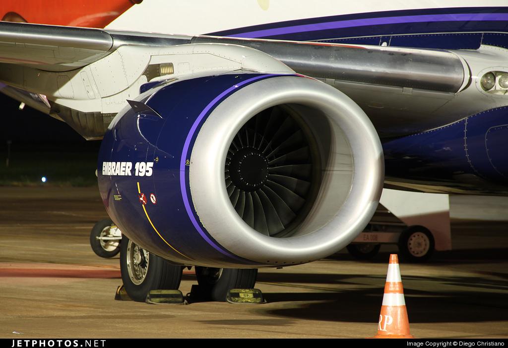 PR-AYK - Embraer 190-200IGW - Azul Linhas Aéreas Brasileiras