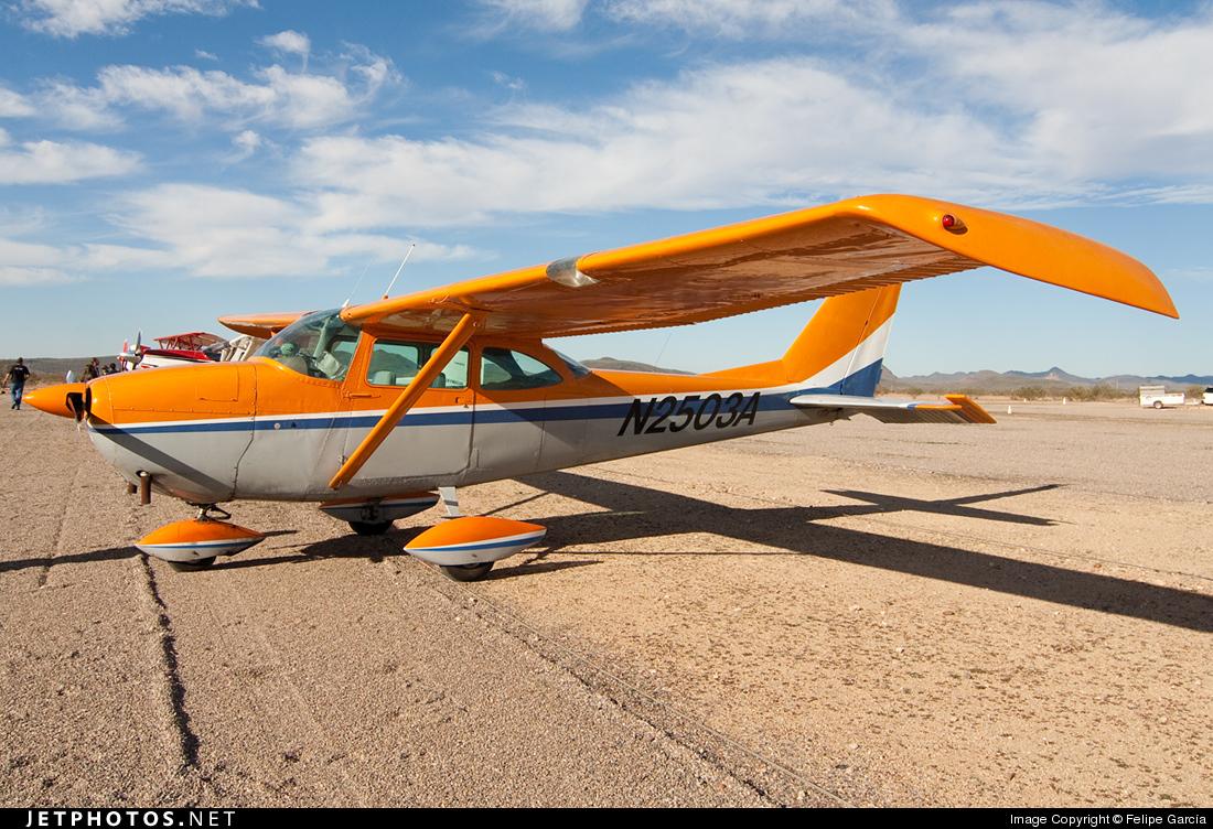 N2503A - Cessna 172D Skyhawk - Private