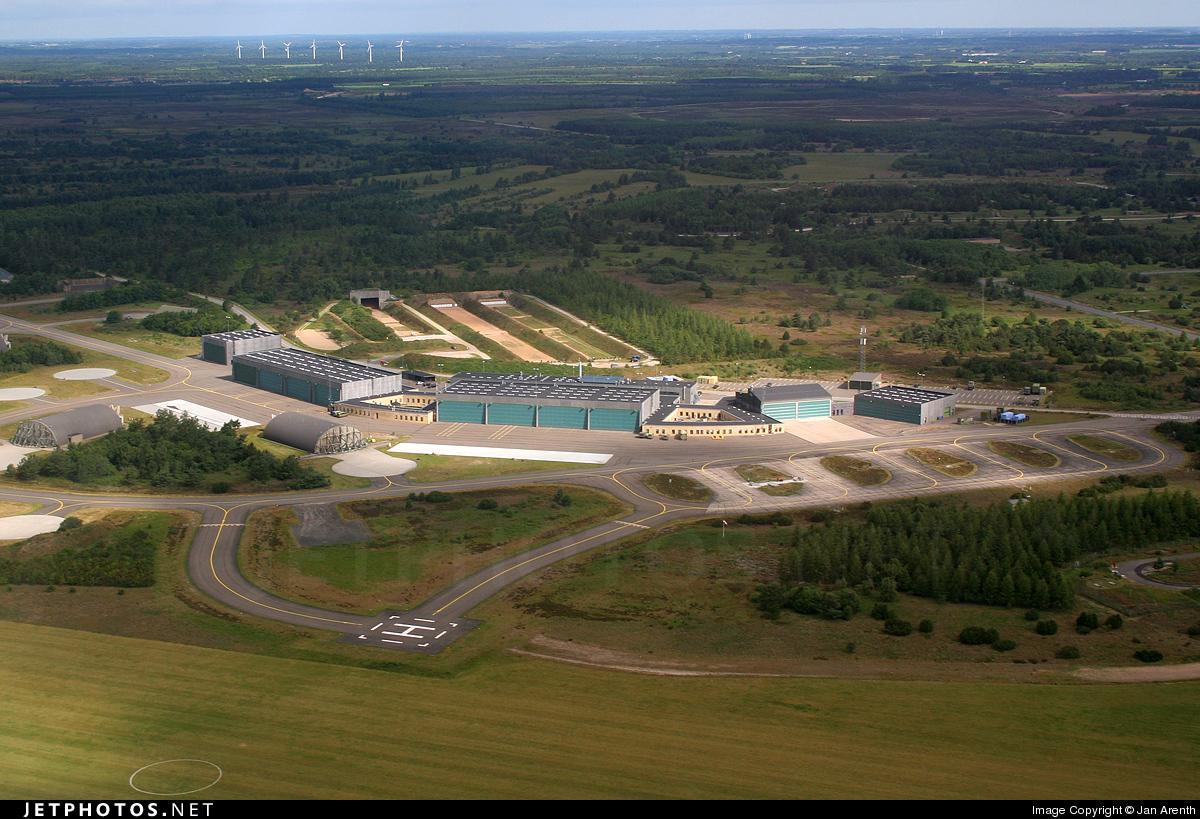 EKKA - Airport - Airport Overview