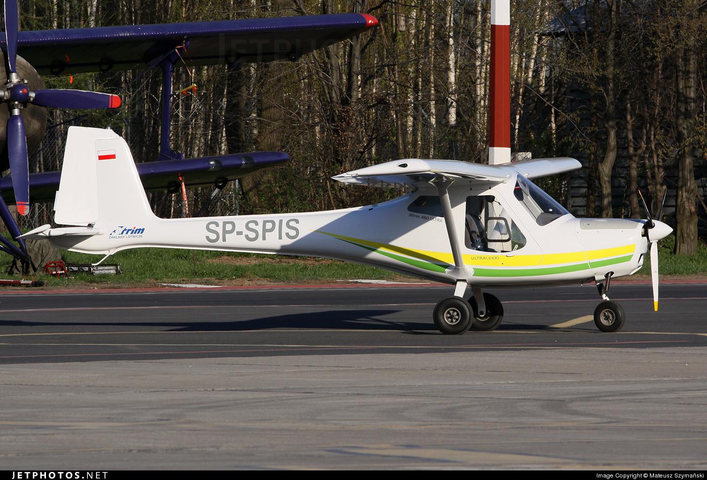 SP-SPIS - 3Xtrim 450 Ultra - Private