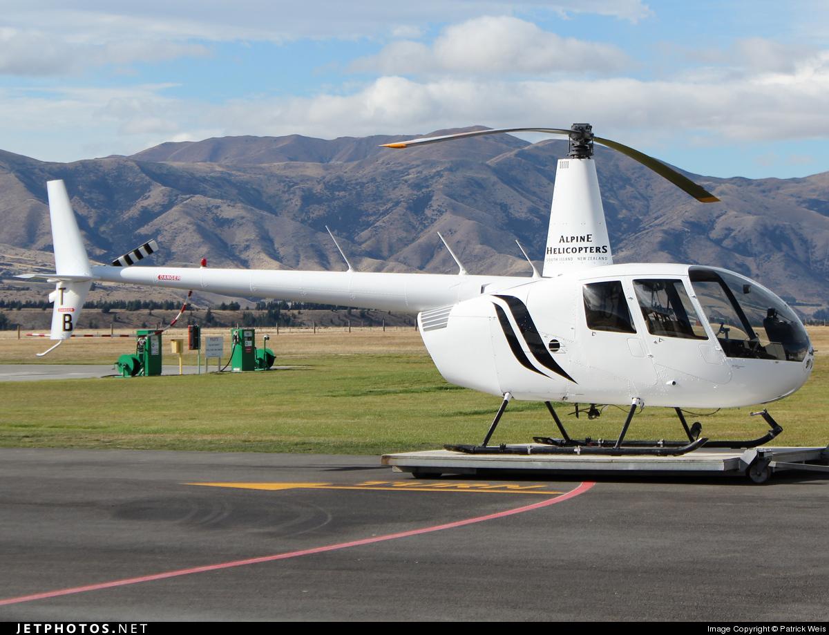 ZK-HTB - Robinson R44 Raven II - Alpine Helicopters