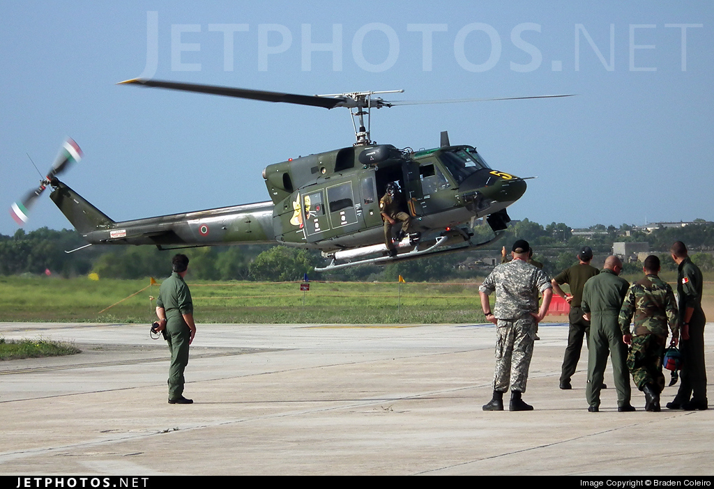 MM81159 - Agusta-Bell AB-212AM - Italy - Air Force