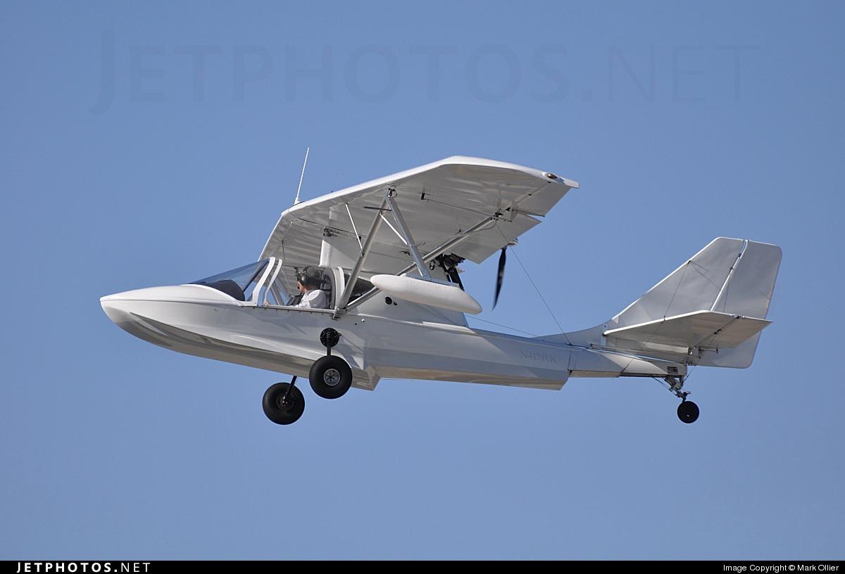 N415RK - Progressive Aerodyne SeaRey - Private