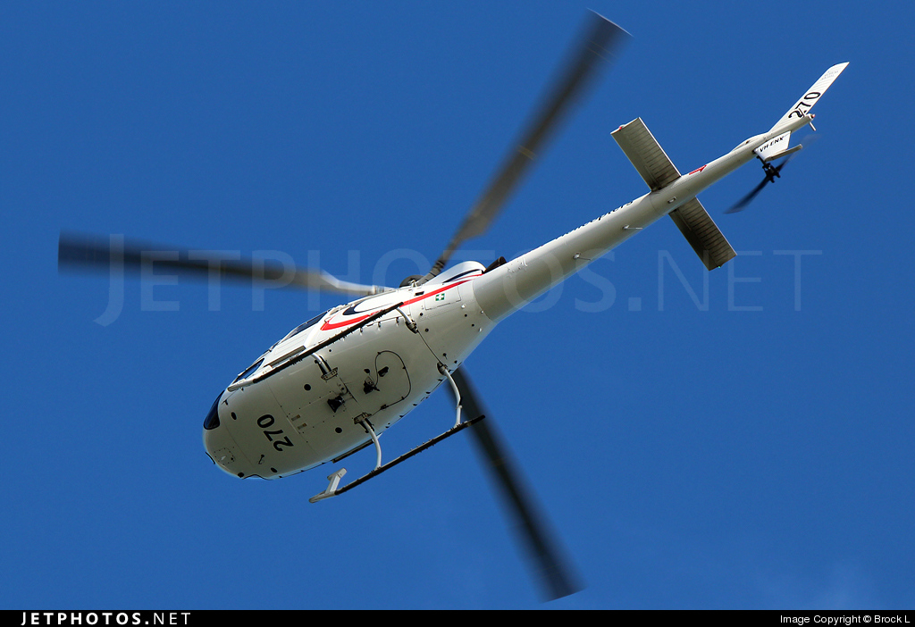 VH-ENX - Eurocopter AS 350BA Ecureuil - Sydney Helicopters