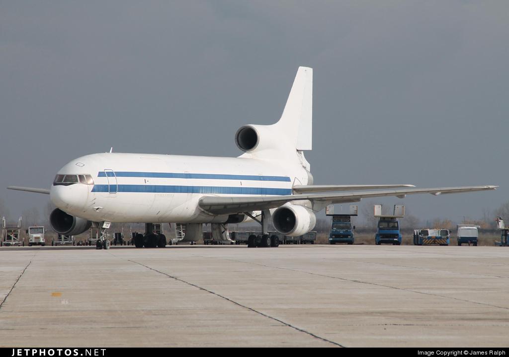 N102CK - Lockheed L-1011-200(F) Tristar - Kitty Hawk International