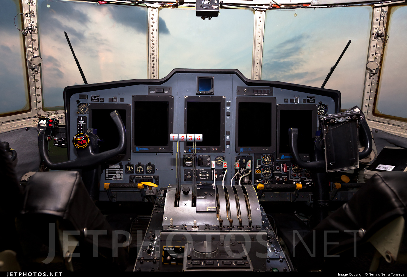 FAB2459 - Lockheed C-130H Hercules - Brazil - Air Force