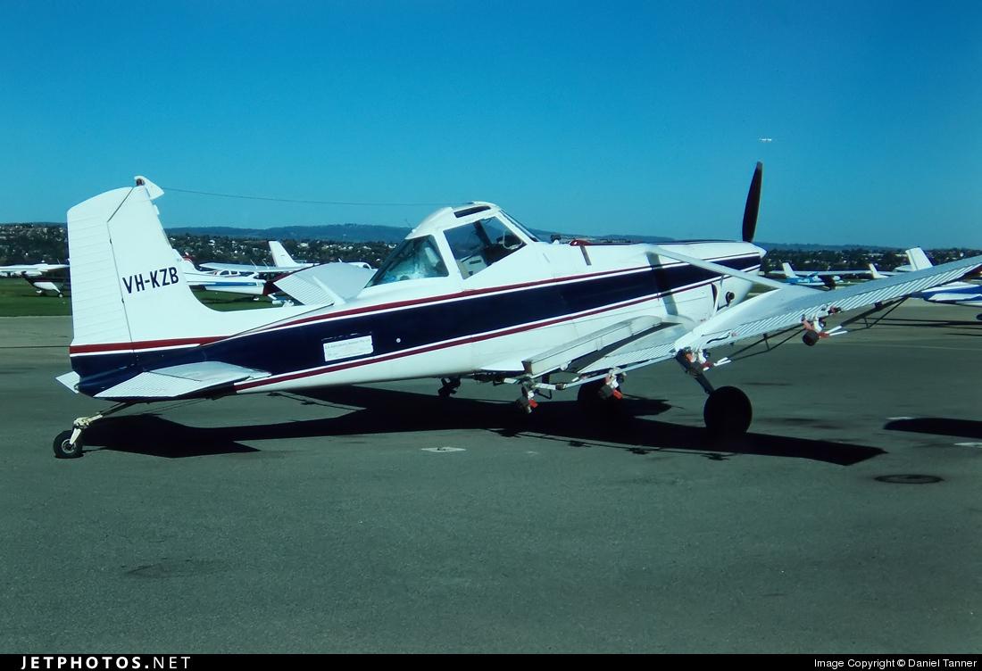 VH-KZB - Cessna A188B-A1 Ag Truck - Private