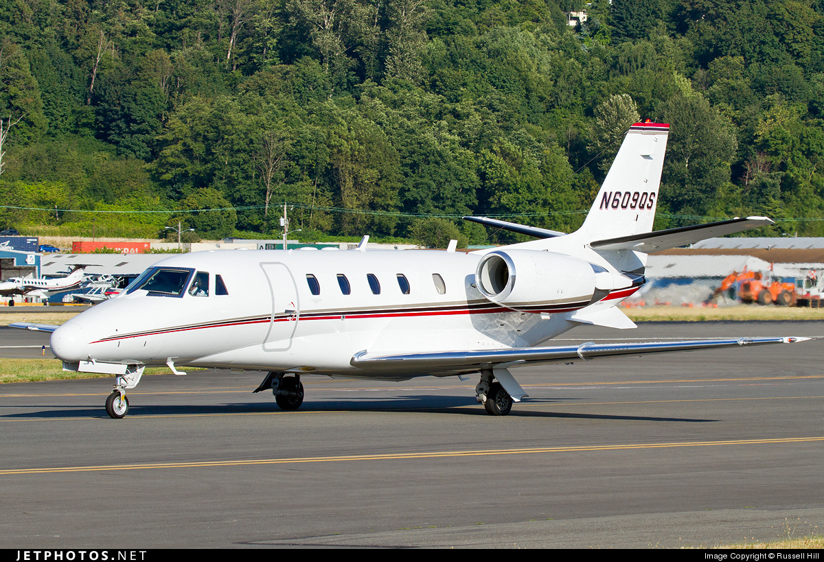 N609QS - Cessna 560XL Citation Excel - NetJets Aviation