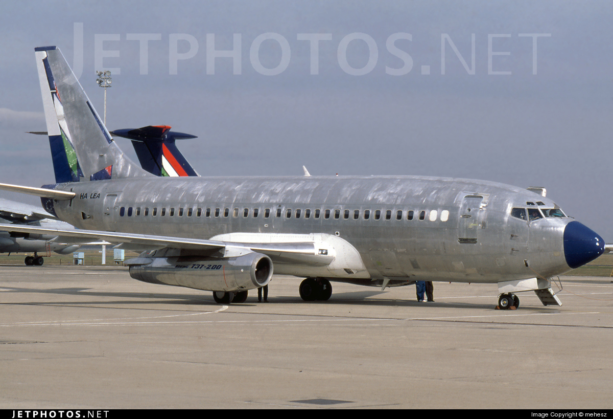 HA-LEA - Boeing 737-2Q8(Adv) - Untitled