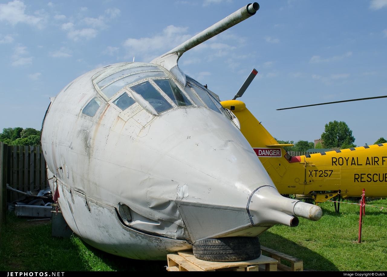 XL164 - Handley Page Victor K.2 - United Kingdom - Royal Air Force (RAF)