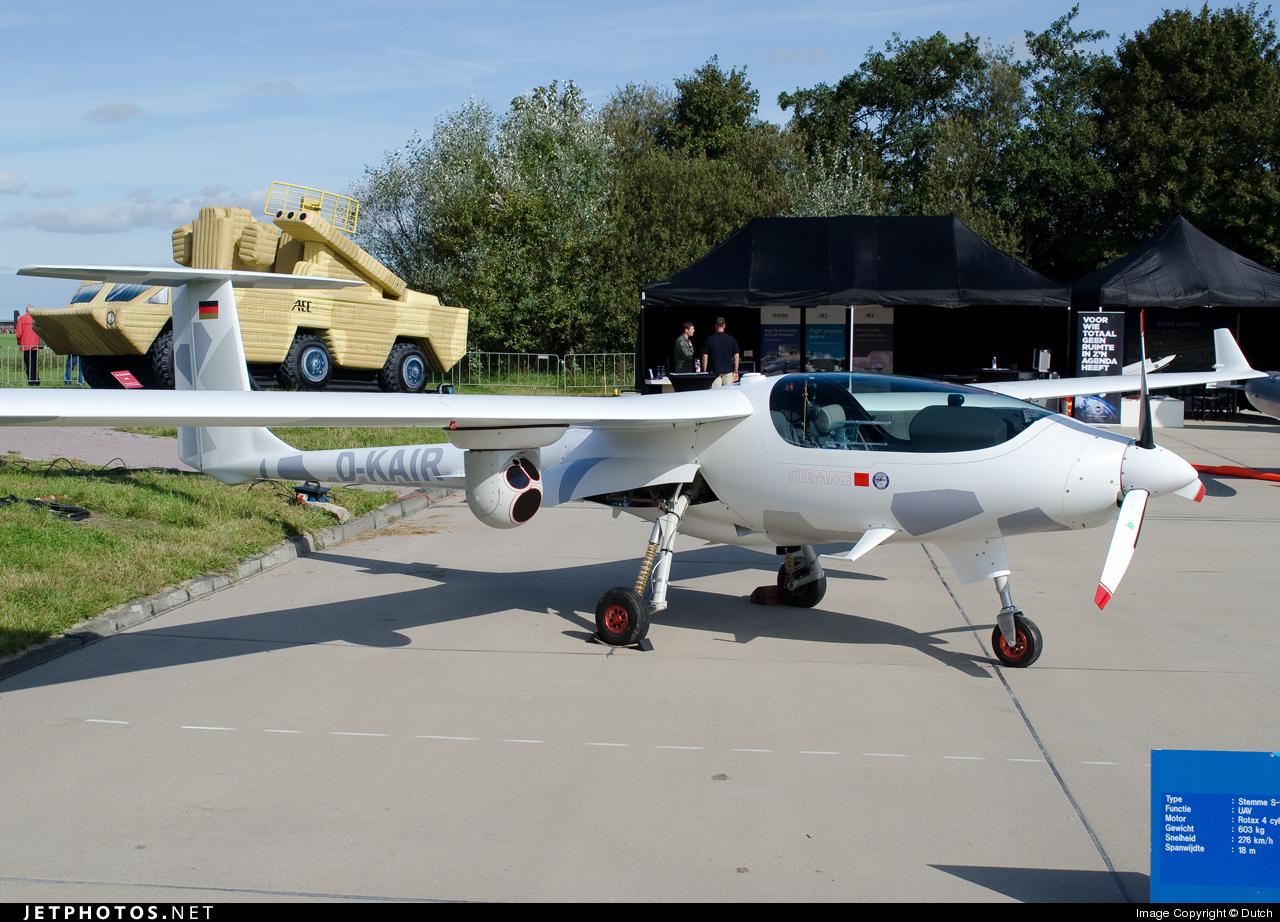 D-KAIR - Stemme S15 - Skyline Aviation