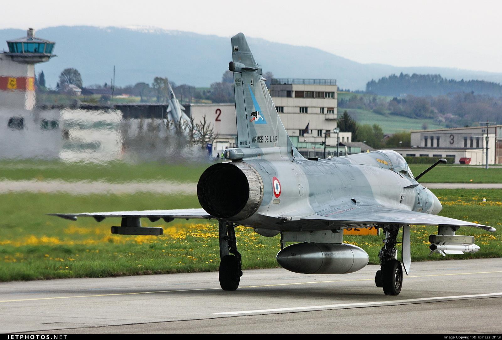 41 - Dassault Mirage 2000-5F - France - Air Force