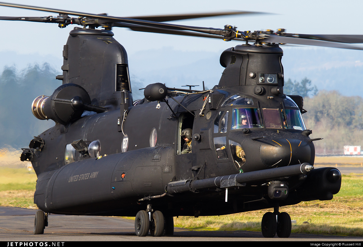 04-03744 - Boeing MH-47G Chinook - United States - US Army