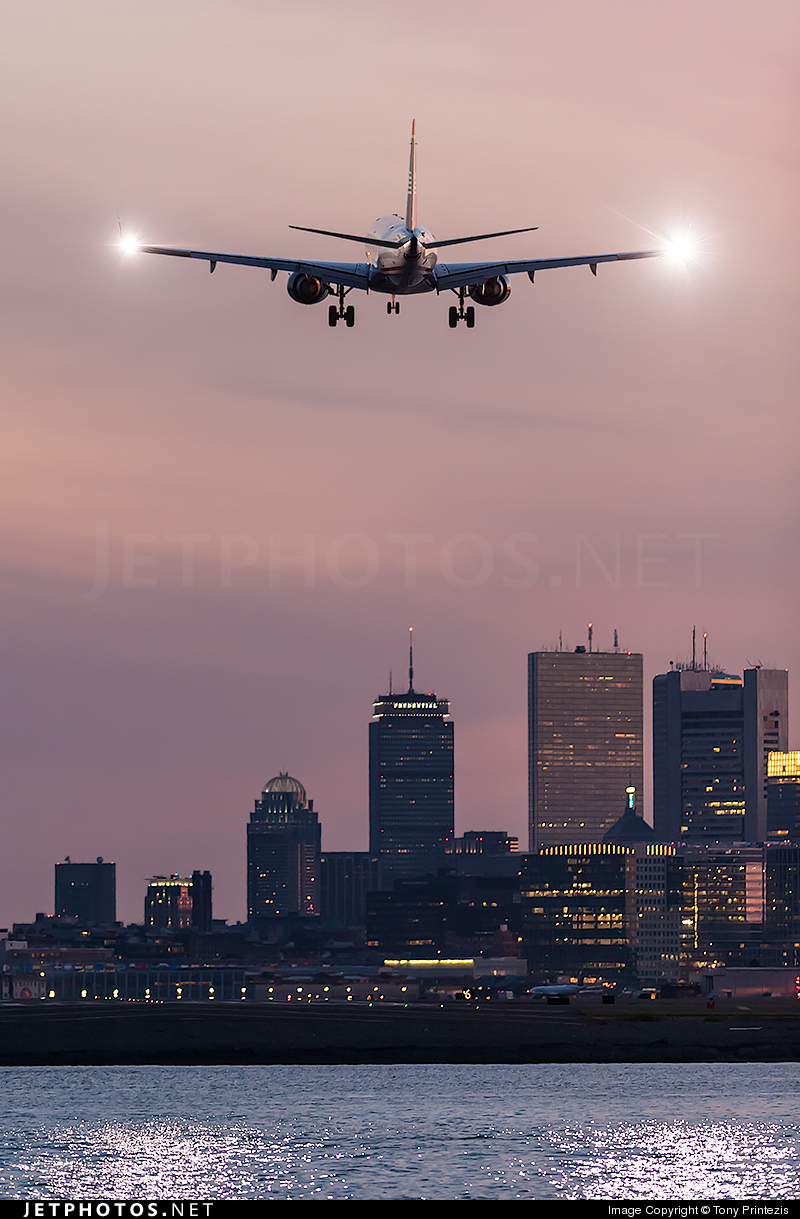 - Embraer 190-100IGW - US Airways