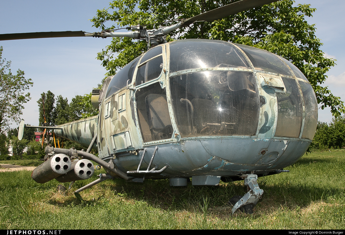 45 - IAR-316B - Romania - Air Force
