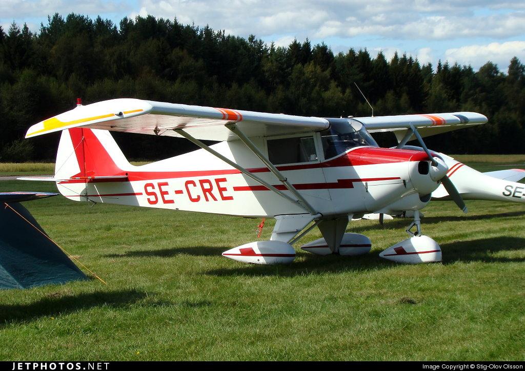 SE-CRE - Piper PA-22-108 Colt - Private
