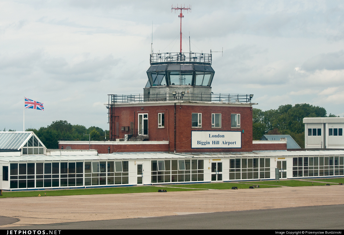 EGKB - Airport - Control Tower