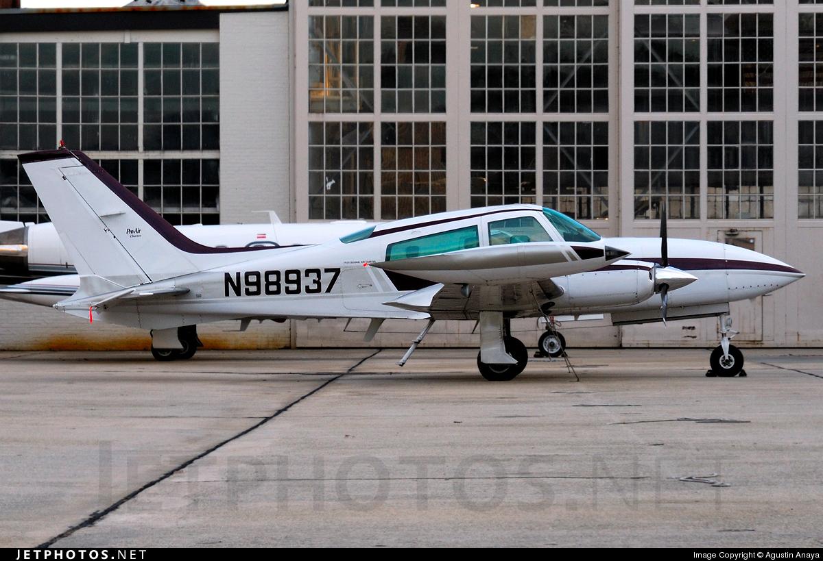 N98937 - Cessna 310R - Private