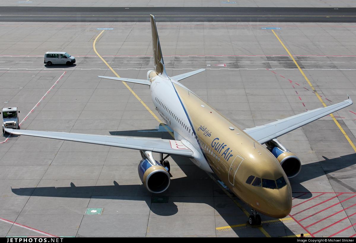 A9C-AP - Airbus A320-214 - Gulf Air