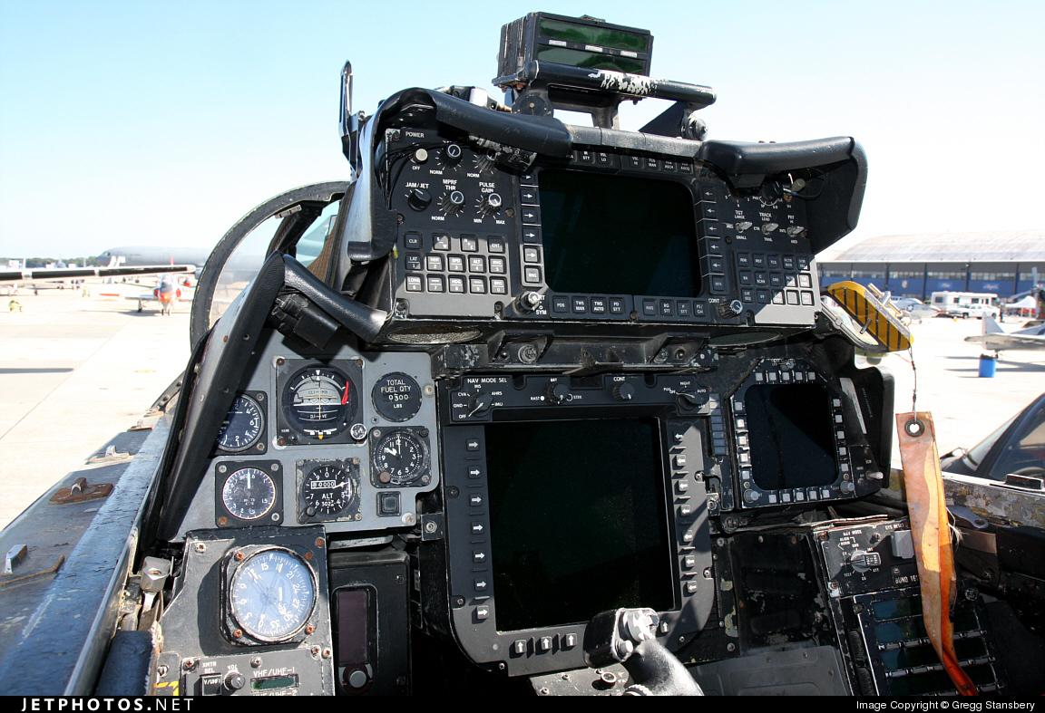 F14D Pilots Cockpit  Torsten Anft