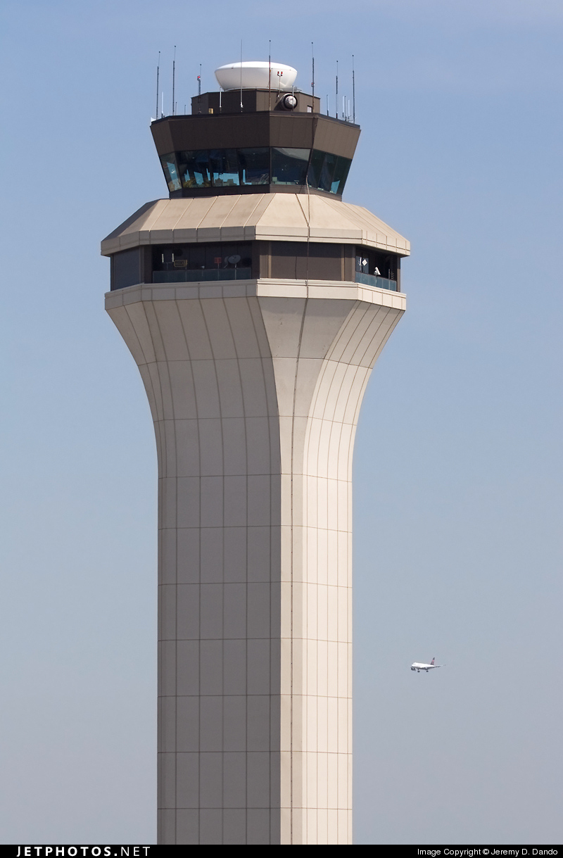 KDTW - Airport - Control Tower