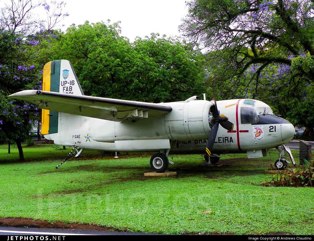 FAB7021 - Grumman S-2F-1 Tracker - Brazil - Air Force