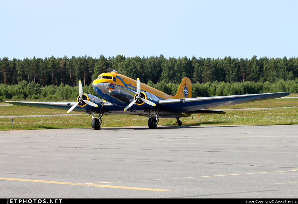 9Q-CUK - Douglas C-47B Skytrain - Vallentuna Aviation Club