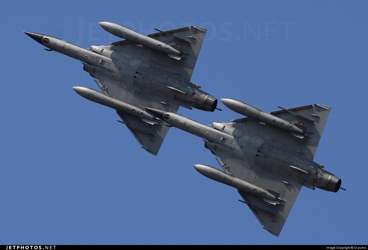 370 - Dassault Mirage 2000 - France - Air Force