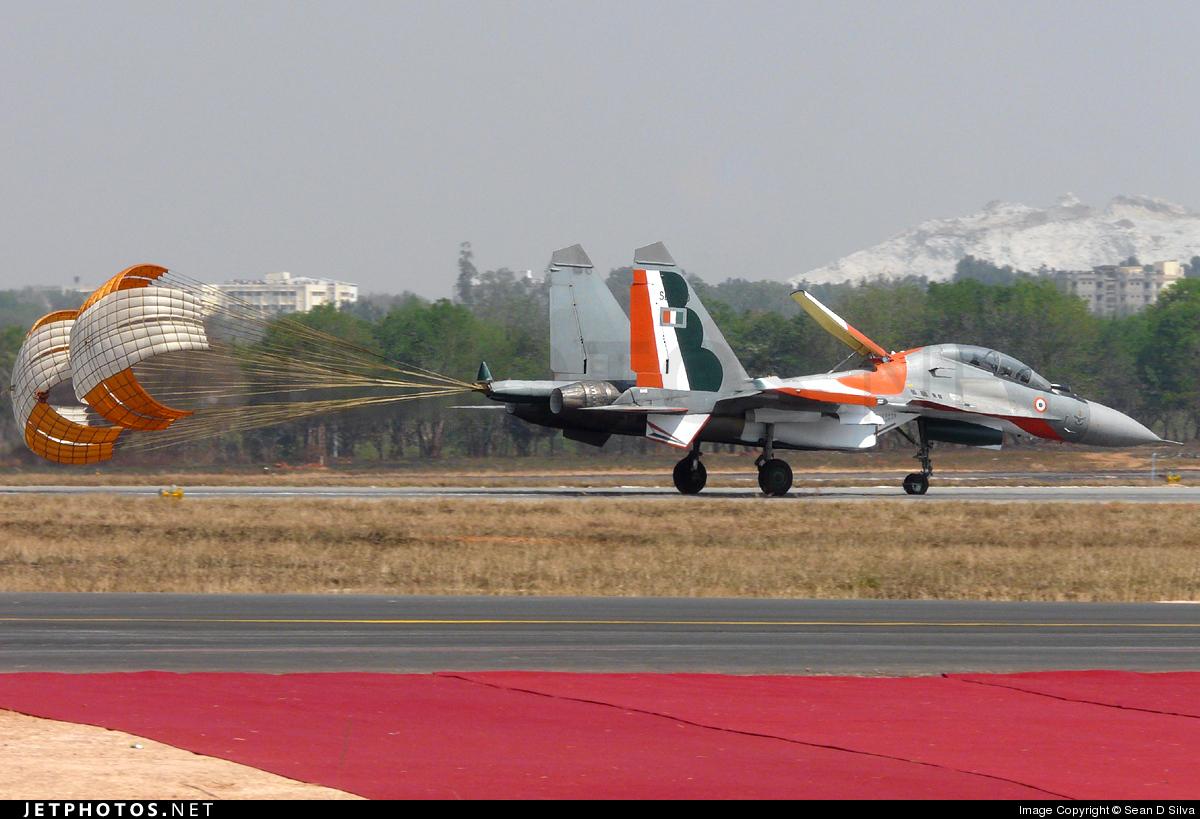 SB050 - Sukhoi Su-30MKI - India - Air Force