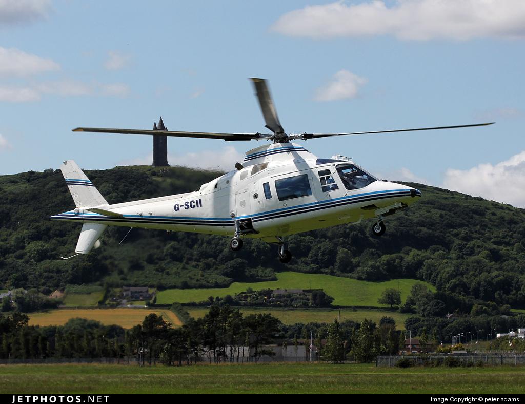 G-SCII - Agusta A109C Hirundo - Private