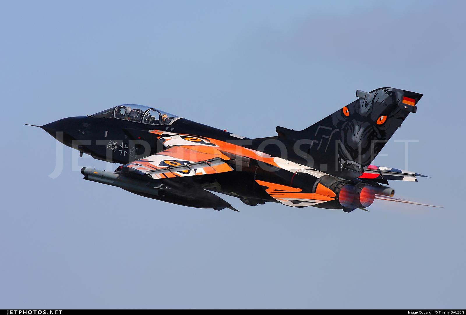 45-51 - Panavia Tornado IDS - Germany - Air Force