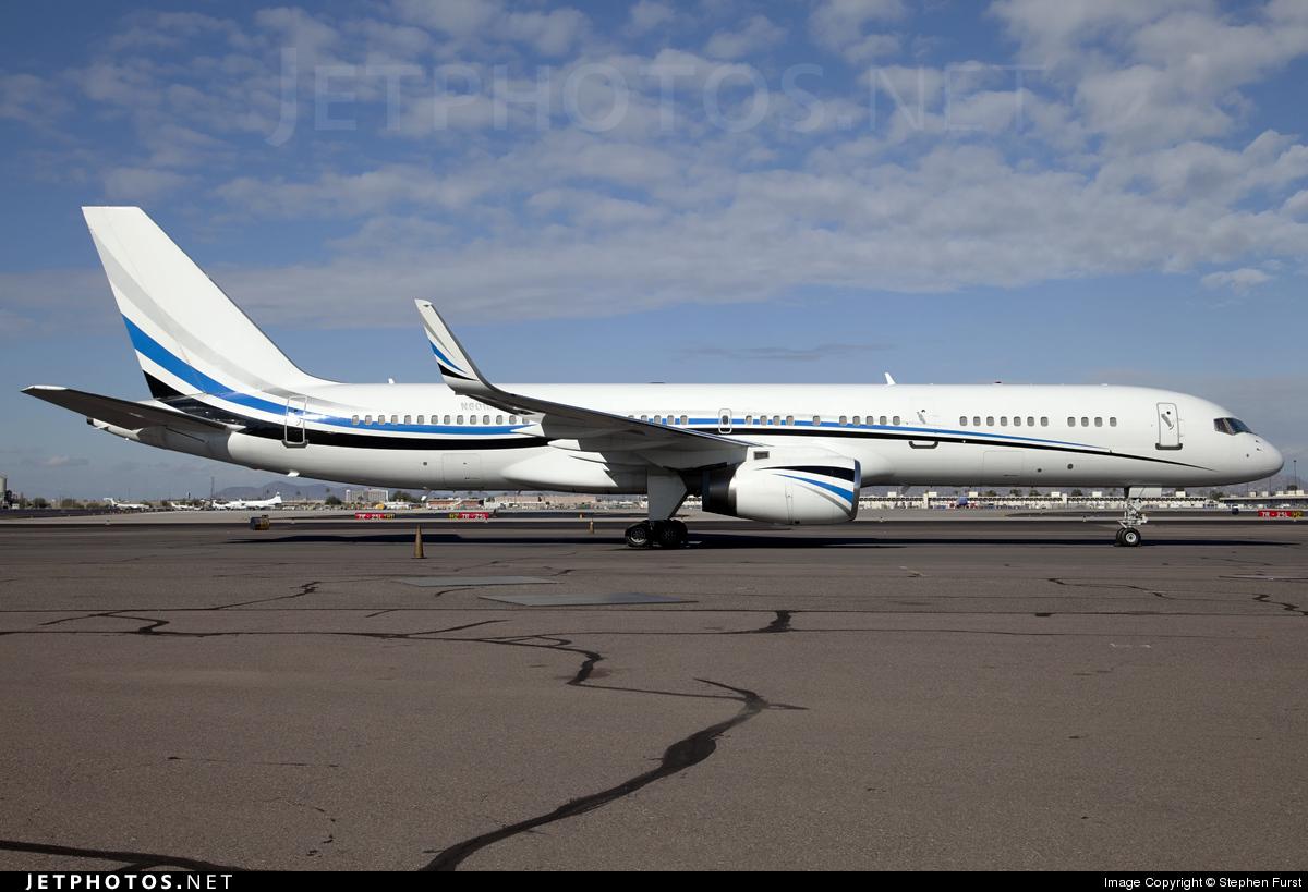 N801DM - Boeing 757-256 - Elan Express