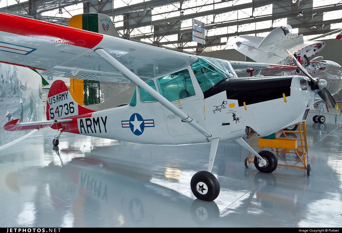 PP-EKI - Cessna 305A Bird Dog - United States - US Army
