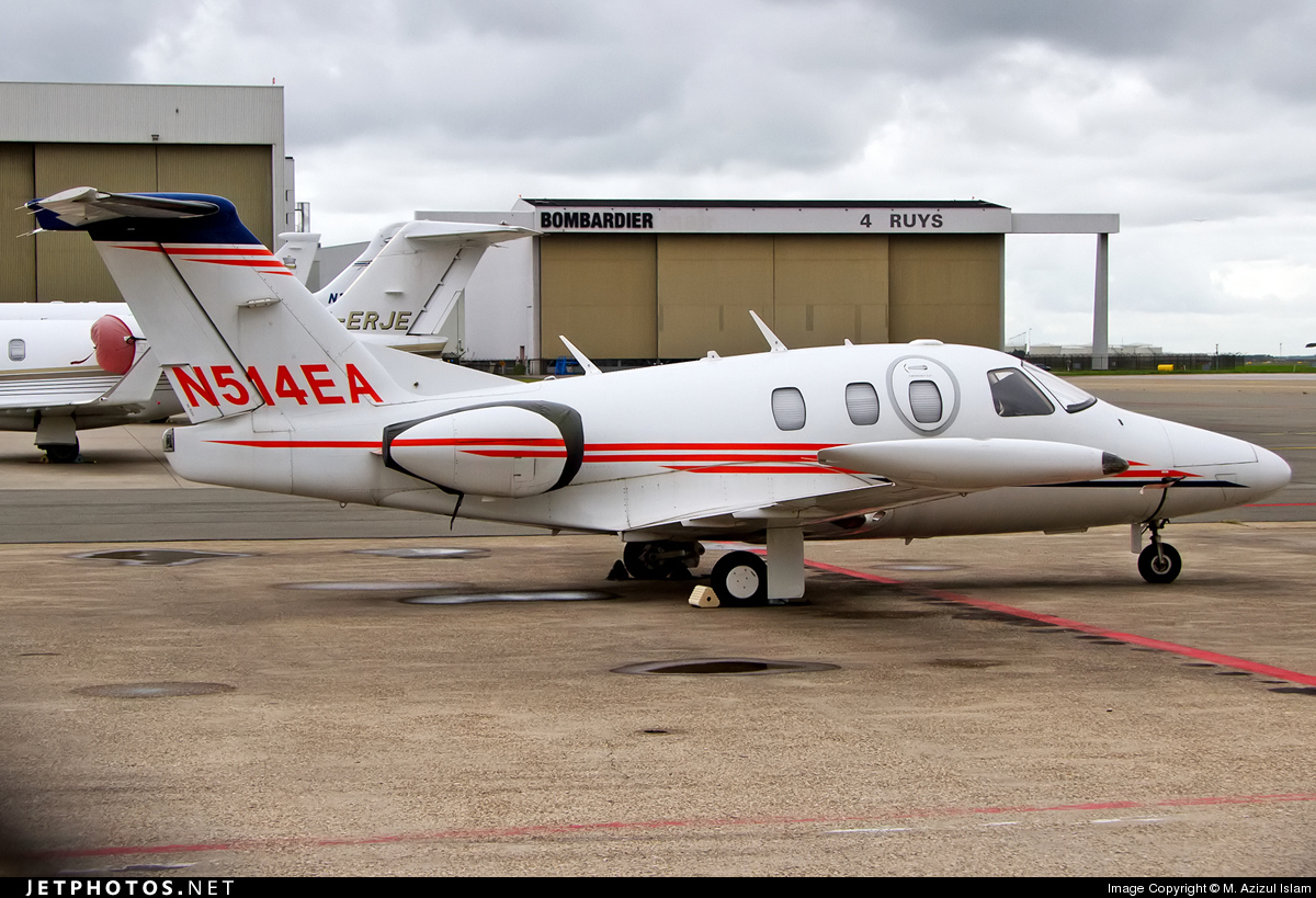 N514EA - Eclipse Aviation Eclipse 500 - Private